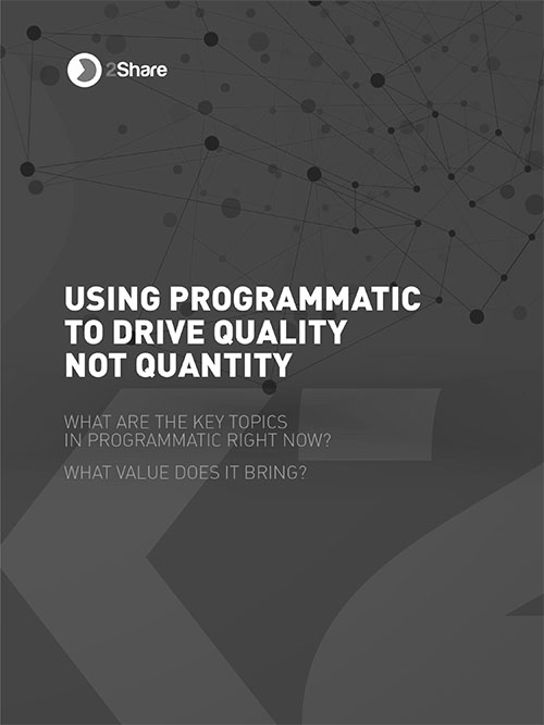 Sub2Tech Whitepaper Programmatic Advertising in 2017